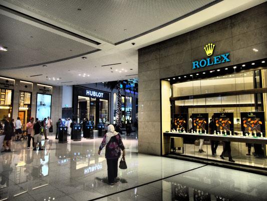Dubai Mall Rolex