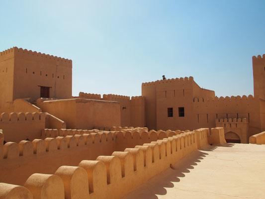 Old fort of Nizwa