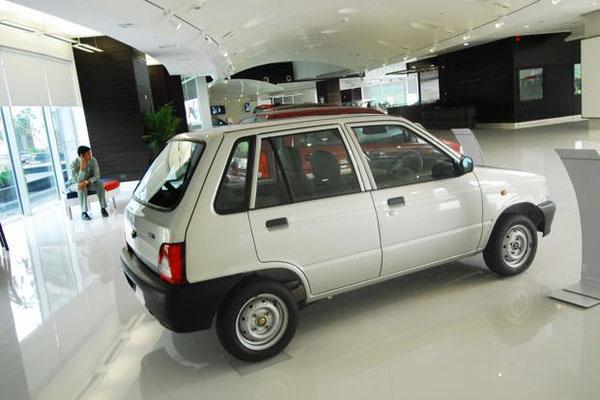 Maruti 800 Dx India Suzuki Maruti Gipsy