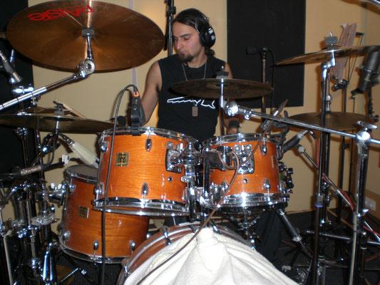 Aufnahme im Soundart Recording Studio