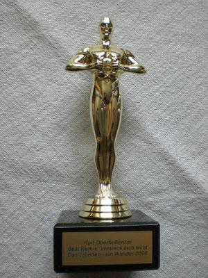 Mein erster Oscar