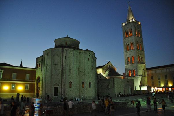 Wahrzeichen von Zadar Sveti Donat