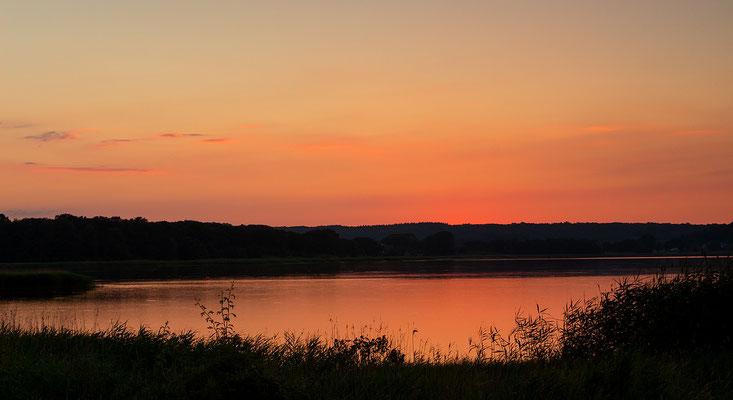 Abend am Selliner See