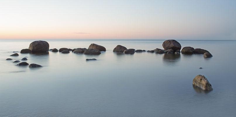 Morgenstimmung auf Rügen