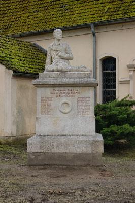 Walsleben Denkmal des 1. Weltkrieges