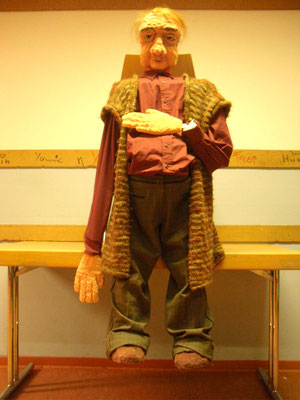 Egon,, Styropor, Textil, Diverse, 180x60 cm