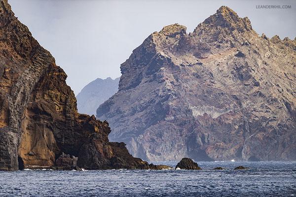 Deserta Grande & Bugio islands