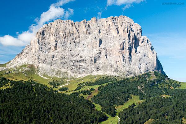 Saslonch (Langkofel), Dolomites/South Tyrol, August 2015