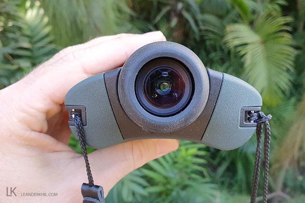 Swarovski Optik dG digital guide, eyepiece