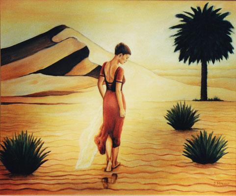 IN THE DESERT,  v e r k a u f t