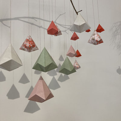 Gaïa créations- mobile origami