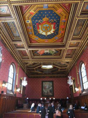 Bordeaux. Cour d'Appel, Première chambre