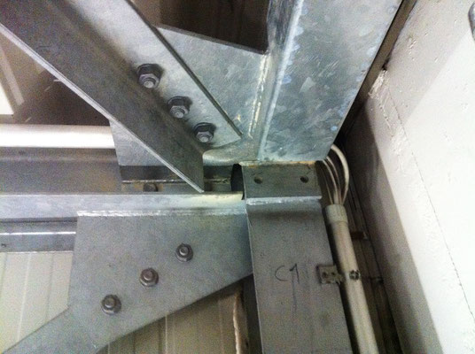 Stahlbauknoten