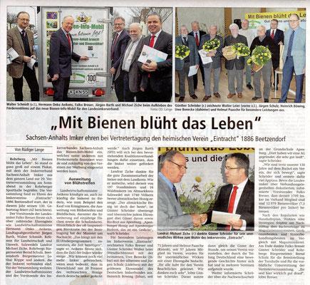21.3.2016 Altmarkzeitung