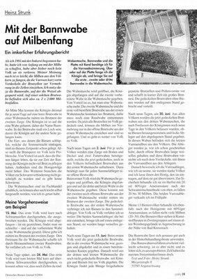 Bienenjournal Mai 2004