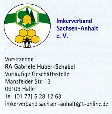 Neue Anschrift des IV Sachsen-Anhalt