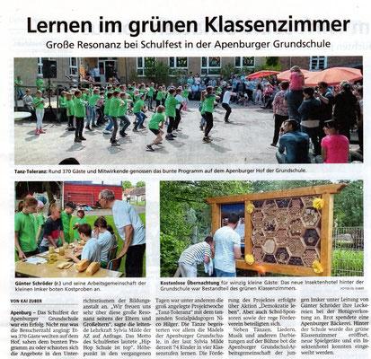 Altmarkzeitung vom 1.6.2019