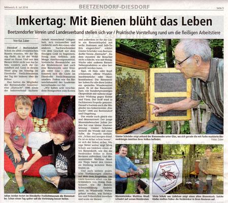 6.7.2016 Altmarkzeitung
