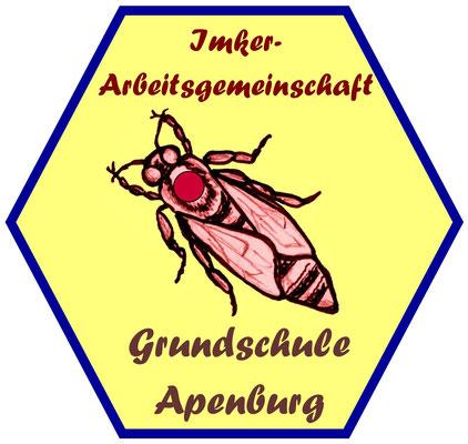 Das neue Logo der AG Imker
