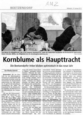19.1.2011 Altmarkzeitung