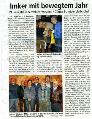 18.1.2018  Altmarkzeitung