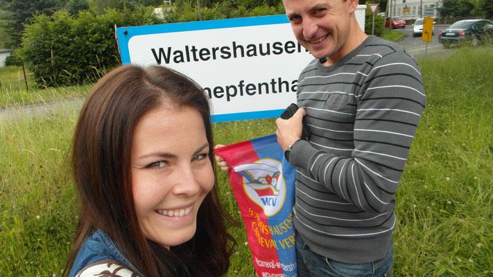 Die 3. Mia und Michael Windt aus Leipzig