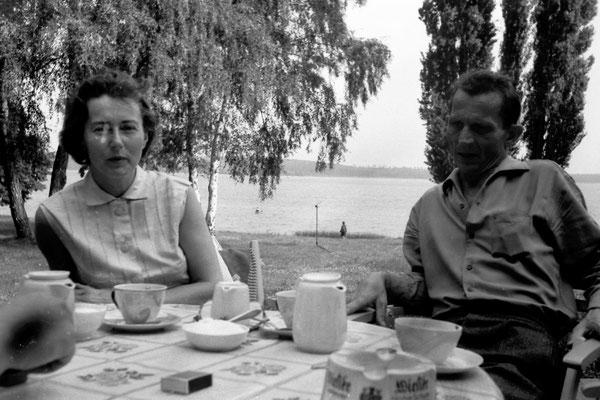 Lisa und Herbert Jobst.