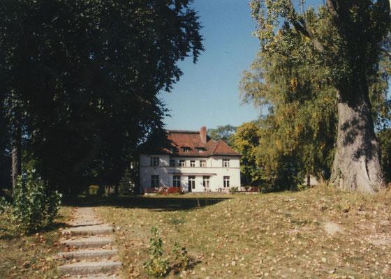 Ansicht vom Schwielowsee aus.