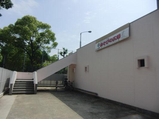 今回は松通公園となりの梅南集会所も使用しました