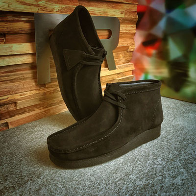 152 00 00 000 - Clarks Originals Wallabee Boot - €170,00