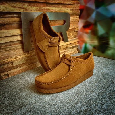 136 33 00 004 - Clarks Originals Wallabee - €160,00