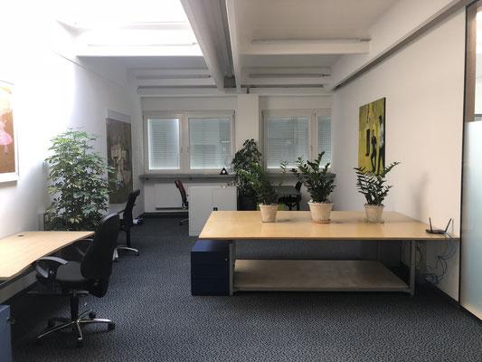 Das Coworking Hallein Büro