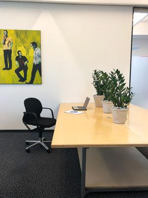Arbeitsplatz Coworking Hallein