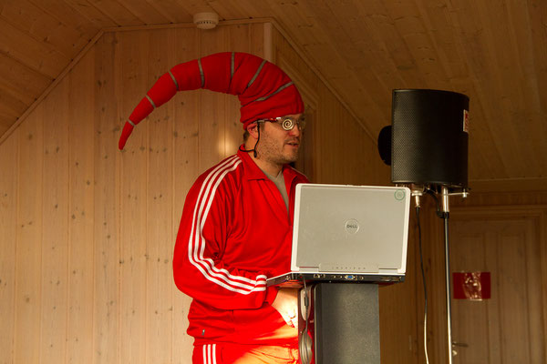 2011: Vorweihnachtliche Aufnahmen in Dänemark.