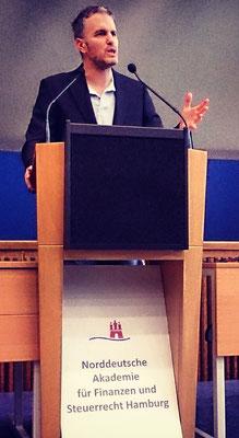 2014: Seminar als Gastdozent an der Akademie für Wirtschaft und Finanzen.