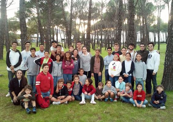 En el Monte del Pilar