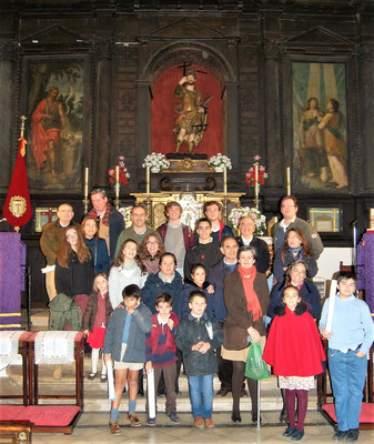 Visita San Hermenegildo (Sevilla)