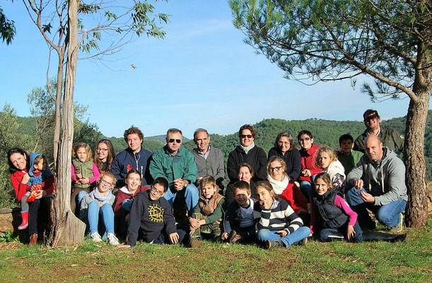 Visita a Alájar (Huelva)
