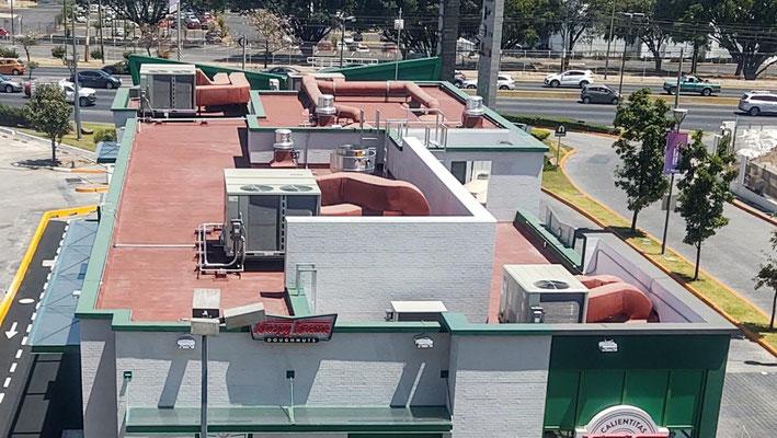 Fabrica Krispy Kreme Gourmeteria GDL, Av Lopez Mateos #1710 col. Santa María El Tajo, Tlajomulco de Zúñiga.