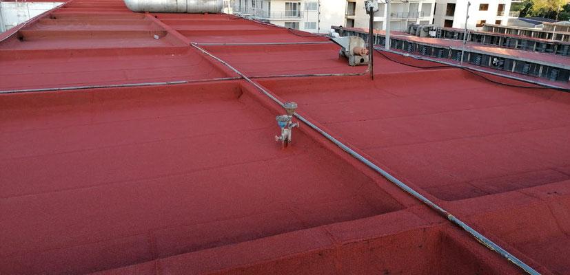 Impermeabilizante prefabricado CURACRETO TECHNOPLY SBS-SP450 4.5 mm. Inalarm, Rey Maxtla No. 213, Col. San Francisco Tetecala, C.P. 02730, CDMX