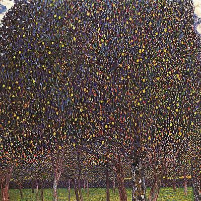 'Pear Tree' by Gustav Klimt