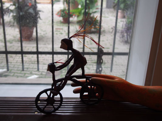 Paper Mache Sculpture by Sae Kimura