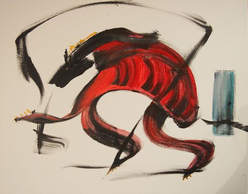 Painting by deborah harris