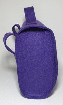 ... mit viel Stauraum für Brotzeit und Spielzeug - somit auch als Kindergartentasche geeignet...