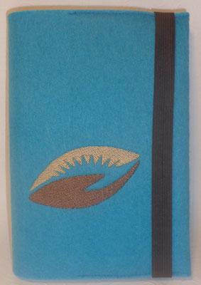 Einband für Gotteslob mit Logo vom Johannisthal