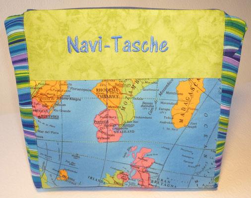 Tasche für Navigerät und Zubehör