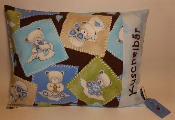 Kissen mit Flauschfüllung im Inlett, alles waschbar, Größe ca. 30 x 40 cm