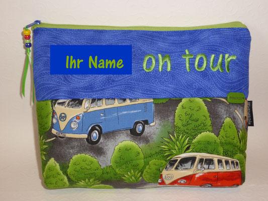 Tasche fürs Navi oder sonstiges Reisezubehör, z.B. Technikkabel, Akkus, Tablet,...