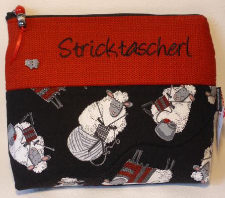 Stricktascherl, in verschiedenen Größen erhältlich