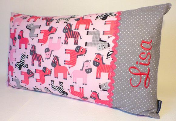 Zebras pink
